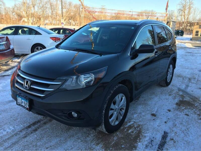 2014 Honda CR-V for sale at Tonka Auto & Truck in Mound MN