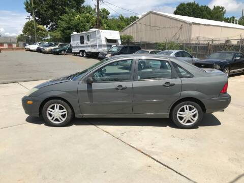 2003 Ford Focus for sale at Mike's Auto Sales of Charlotte in Charlotte NC