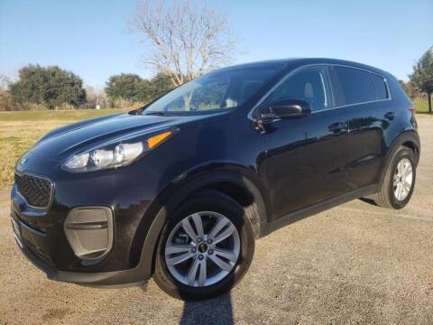 2018 Kia Forte for sale at Laguna Niguel in Rosenberg TX