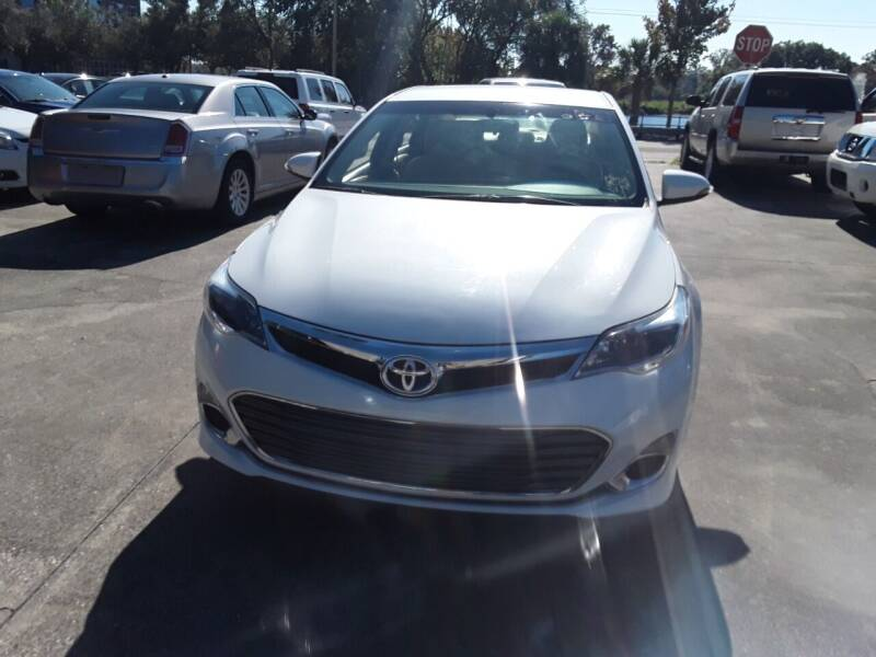 2015 Toyota Avalon for sale at FAMILY AUTO BROKERS in Longwood FL