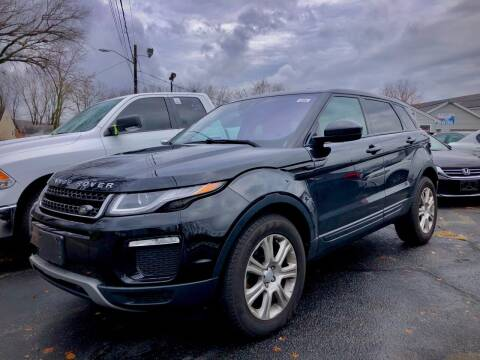 2017 Land Rover Range Rover Evoque for sale at Top Line Import in Haverhill MA