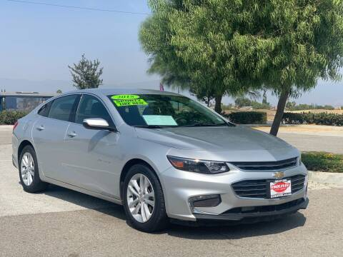 2018 Chevrolet Malibu for sale at Esquivel Auto Depot in Rialto CA