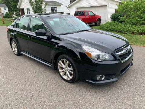 2013 Subaru Legacy for sale at Via Roma Auto Sales in Columbus OH