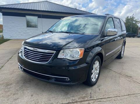 2012 Chrysler Town and Country for sale at Auto House of Bloomington in Bloomington IL
