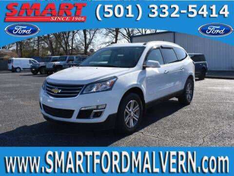 2017 Chevrolet Traverse for sale at Smart Auto Sales of Benton in Benton AR