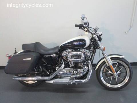 2014 Harley-Davidson XL1200T TOUR SUPERLOW for sale at INTEGRITY CYCLES LLC in Columbus OH