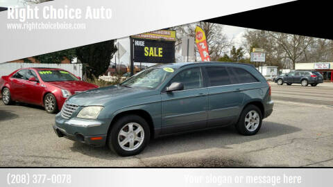 2006 Chrysler Pacifica for sale at Right Choice Auto in Boise ID