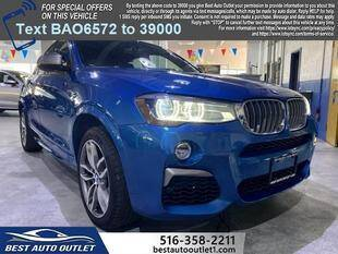 2017 BMW X4 for sale at Best Auto Outlet in Floral Park NY