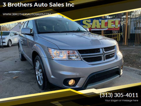 2018 Dodge Journey for sale at 3 Brothers Auto Sales Inc in Detroit MI