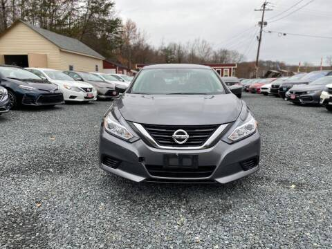 2016 Nissan Altima for sale at A&M Auto Sales in Edgewood MD