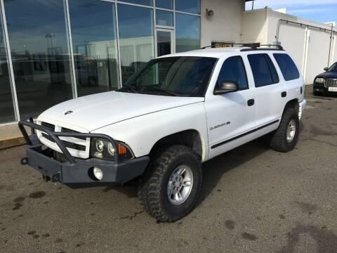 1999 Dodge Durango for sale at Safi Auto in Sacramento CA