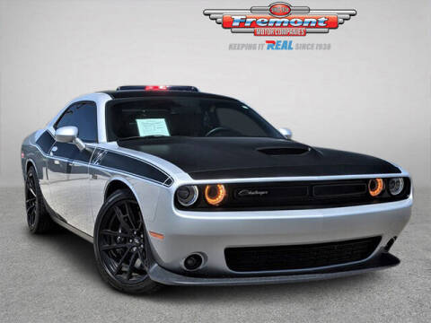 2019 Dodge Challenger for sale at Rocky Mountain Commercial Trucks in Casper WY