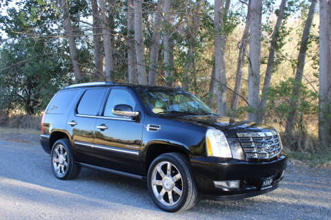 2011 Cadillac Escalade for sale at Northwest Premier Auto Sales in West Richland WA