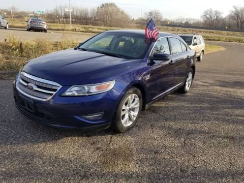 2011 Ford Taurus for sale at Family Auto Sales in Maplewood MN