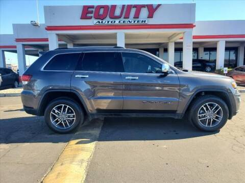 2020 Jeep Grand Cherokee for sale at EQUITY AUTO CENTER in Phoenix AZ