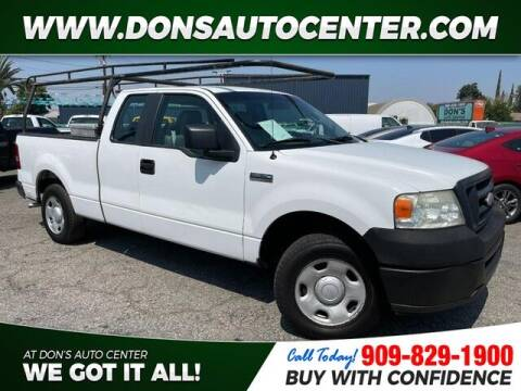 2007 Ford F-150 for sale at Dons Auto Center in Fontana CA