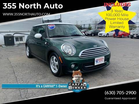 2011 MINI Cooper for sale at 355 North Auto in Lombard IL