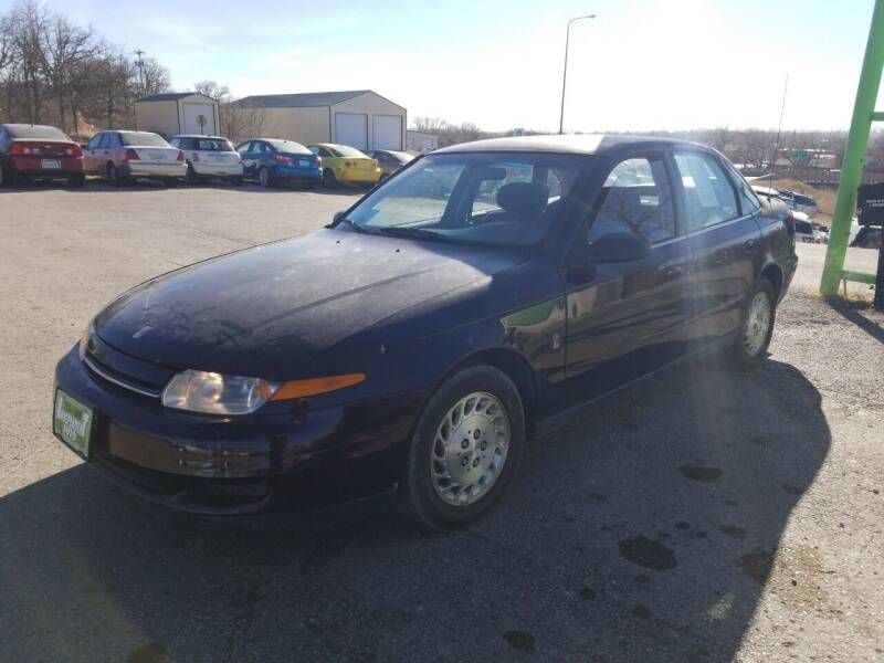 2000 Saturn L-Series for sale at Independent Auto in Belle Fourche SD