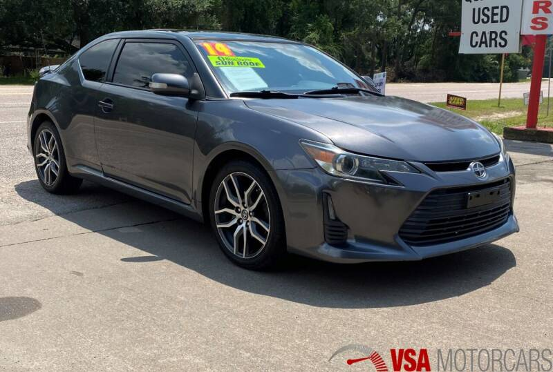 2014 Scion tC for sale at VSA MotorCars in Cypress TX