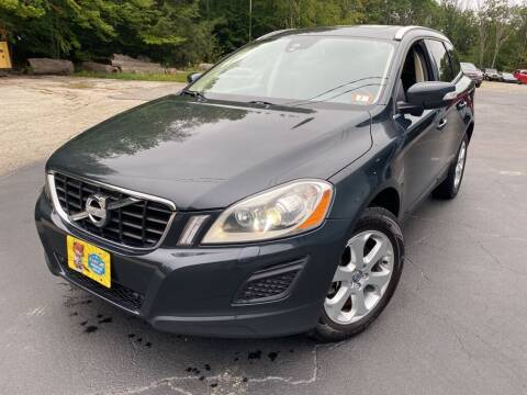 2013 Volvo XC60 for sale at Granite Auto Sales in Spofford NH