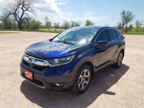 2017 Honda CR-V for sale at Best Car Sales in Rapid City SD
