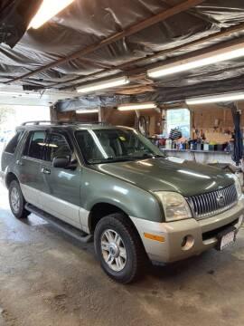 2004 Mercury Mountaineer for sale at Lavictoire Auto Sales in West Rutland VT