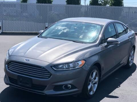 2013 Ford Fusion for sale at Washington Auto Sales in Tacoma WA