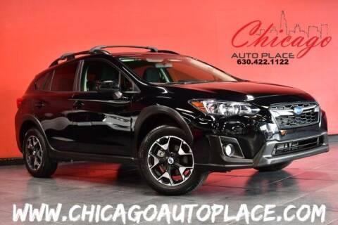 2018 Subaru Crosstrek for sale at Chicago Auto Place in Bensenville IL
