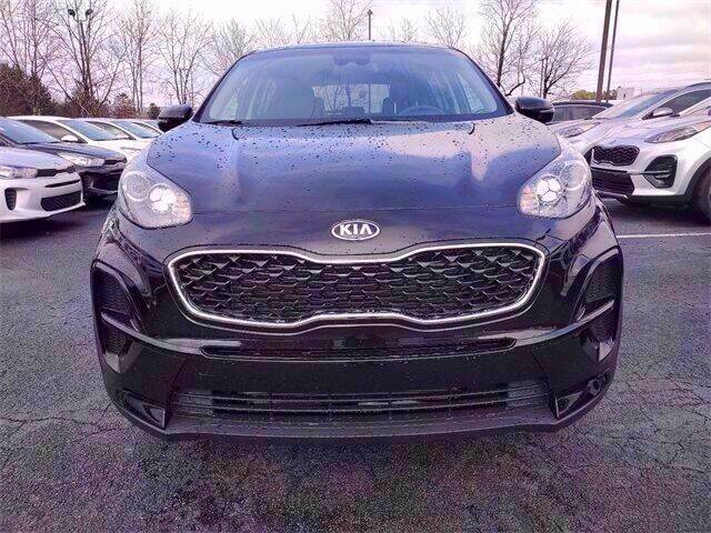 2021 Kia Sportage for sale at Lou Sobh Kia in Cumming GA