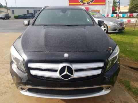 2016 Mercedes-Benz GLA for sale at AUTOPLEX 528 LLC in Huntsville AL