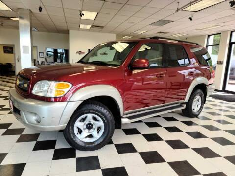 2002 Toyota Sequoia for sale at Cool Rides of Colorado Springs in Colorado Springs CO