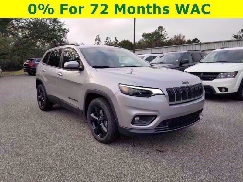 2020 Jeep Cherokee for sale in Crestview, FL