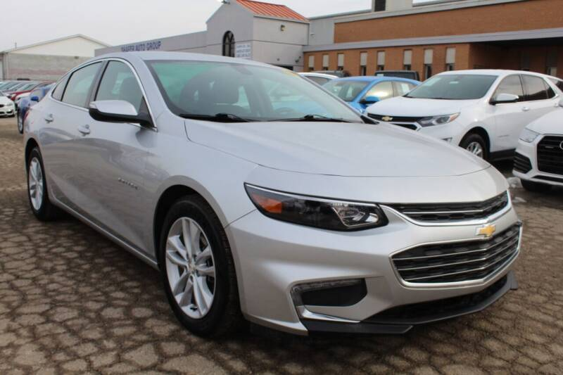 2018 Chevrolet Malibu for sale at SHAFER AUTO GROUP in Columbus OH