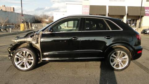 2015 Audi Q3 for sale at AFFORDABLE MOTORS OF BROOKLYN - Inventory in Brooklyn NY
