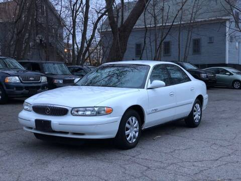 2000 Buick Century for sale at Emory Street Auto Sales and Service in Attleboro MA