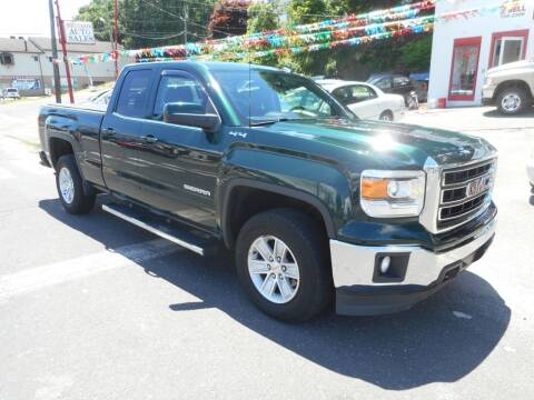 2014 GMC Sierra 1500 for sale at Ricciardi Auto Sales in Waterbury CT