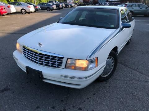 1997 Cadillac DeVille for sale at REGIONAL AUTO CENTER in Stafford VA