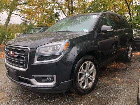 2013 GMC Acadia for sale at Top Line Import of Methuen in Methuen MA