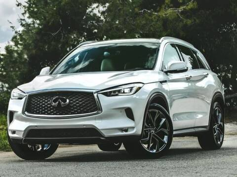 2020 Infiniti QX50 for sale at Diamante Leasing in Brooklyn NY