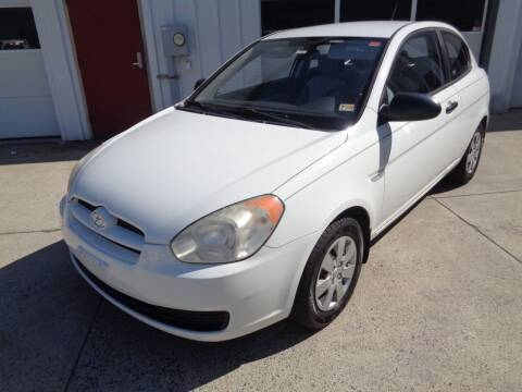 2009 Hyundai Accent for sale at Lewin Yount Auto Sales in Winchester VA