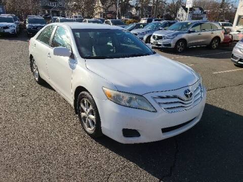 2011 Toyota Camry for sale at BETTER BUYS AUTO INC in East Windsor CT