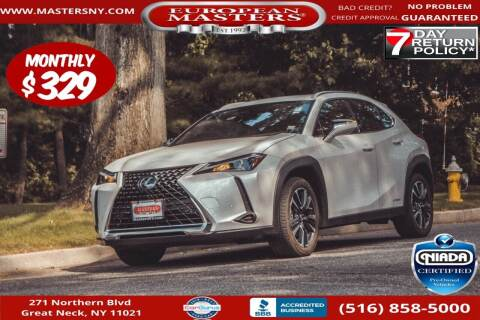 2020 Lexus UX 250h for sale at European Masters in Great Neck NY