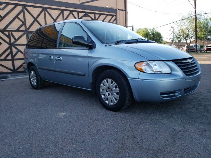 2006 Chrysler Town and Country for sale at Used Car Showcase in Phoenix AZ