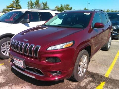 2018 Jeep Cherokee for sale at Tim Short Chrysler in Morehead KY