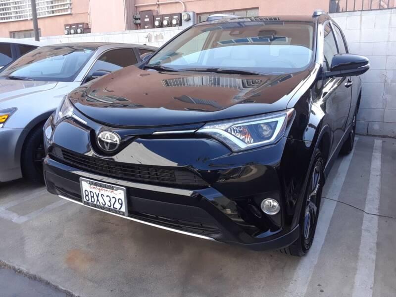2018 Toyota RAV4 for sale at Western Motors Inc in Los Angeles CA