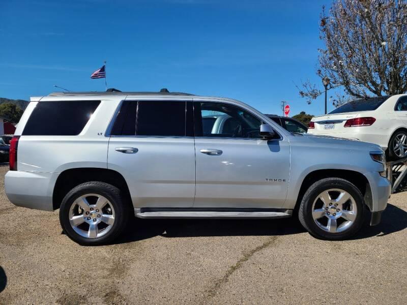 2015 Chevrolet Tahoe for sale at Coast Auto Sales in Buellton CA
