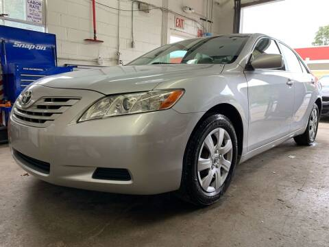 2008 Toyota Camry for sale at Auto Warehouse in Poughkeepsie NY