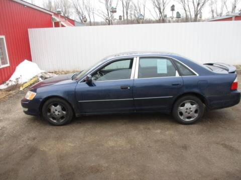 2003 Toyota Avalon for sale at Chaddock Auto Sales in Rochester MN