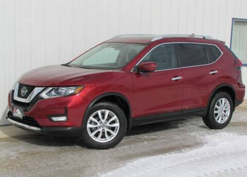 2018 Nissan Rogue for sale at Lyman Auto in Griswold IA