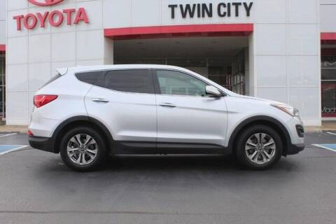 2016 Hyundai Santa Fe Sport for sale at Twin City Toyota in Herculaneum MO